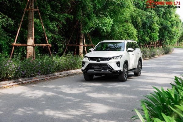 Fortuner Legender 2.8AT 2021