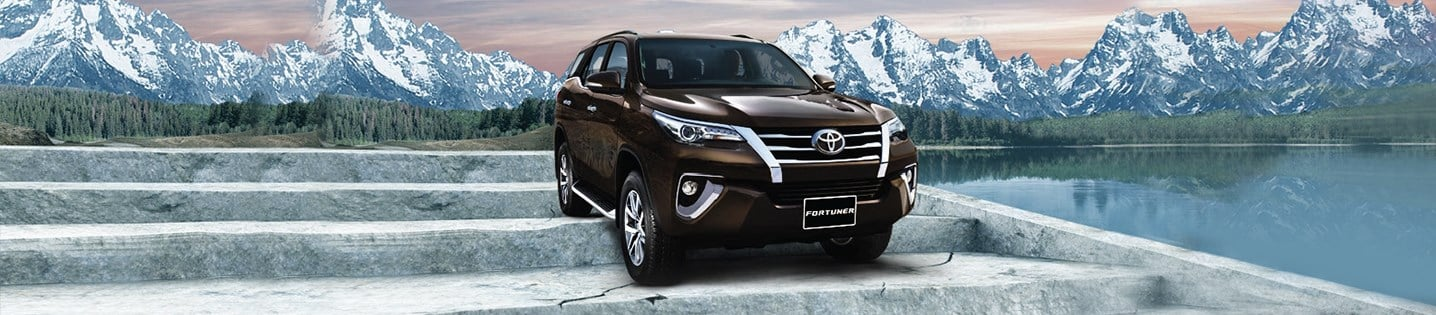 Toyota Fortuner 2.7AT